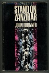 Stand on Zanzibar by John Brunner (Author's copy) First Edition- High Grade