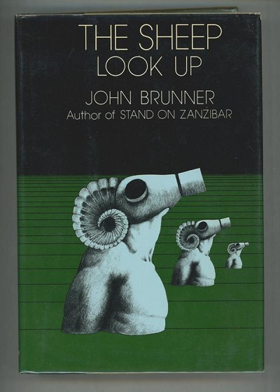 The Sheep Look Up by John Brunner (Author's copy) First Edition