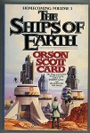 The Ships of Earth by Orson Scott Card (First edition)- High Grade