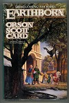 Earthborn by Orson Scott Card (Signed, First edition)