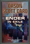 Ender in Exile by Orson Scott Card (First edition)- High Grade