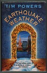 Earthquake Weather by Tim Powers First Edition