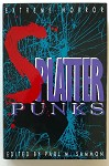 Splatter Punks by Paul M. Sammon (Signed)(Inscribed)- High Grade