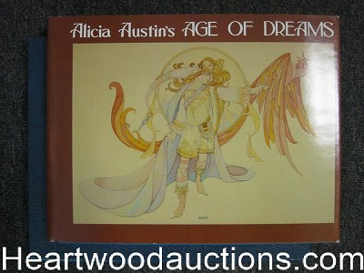 Alicia Austin's Age Of Dreams by Alicia Austin (Signed)(Inscribed)(Limited Edition)