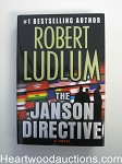 The Janson Directive by Robert Ludlum
