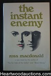 The Instant Enemy by Ross MacDonald- High Grade