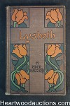 Lysbeth by H. Rider Haggard First edition, G. P. Jacomb Hood art