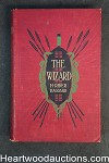 The Wizard by H. Rider Haggard First U.S. edition, Charles Kerr art