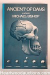 Ancient of Days by Michael  Bishop Signed, First- High Grade