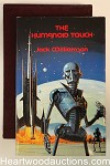 The Humanoid Touch by Jack Williamson (Signed)(Limited)- High Grade