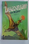Dragonflight by Anne McCaffrey Signed Ballantine Edition, Michael Whelan Art