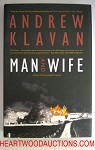 Man and Wife by Andrew Klavan FIRST- High Grade