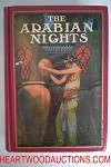 The Arabian Nights by Orton Lowe (editor) ILLUSTRATED