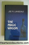 THE MAGIC WAGON by Joe R. Lansdale SIGNED LTD ED- High Grade