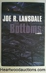 THE BOTTOMS: A NOVEL by Joe R. Lansdale FIRST- High Grade