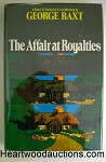 The Affair of Royalties by George Baxt FIRST