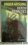 DEATH PENALTIES by Paula Gosling SIGNED FIRST- High Grade