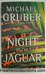 NIGHT of the JAGUAR by Michael Gruber FIRST