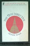 THE 9TH DIRECTIVE by Adam Hall FIRST
