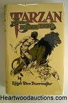 TARZAN and the GOLDEN LION by Edgar Rice Burroughs FIRST