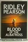 Blood of the Albatross by Ridley Pearson LARGE PRNT