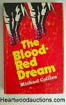 The Blood-Red Dream by Michael Collins FIRST