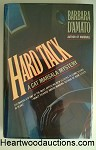HARD TACK by Barbara D'Amato FIRST- High Grade