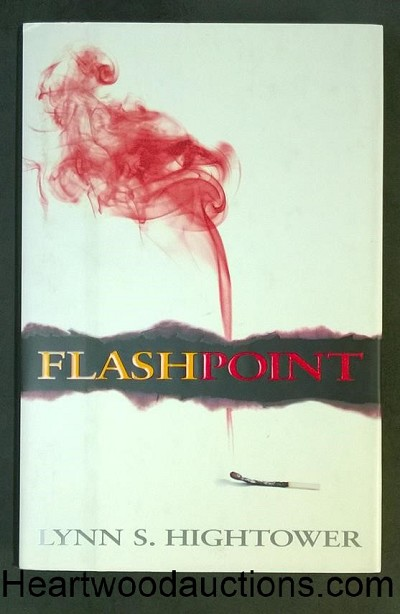 FLASHPOINT by Lynn S. Hightower FIRST