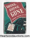 GOING, GOING, GONE by Phoebe Atwood Taylor FIRST