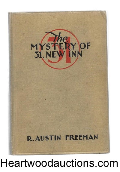 The Mystery of 31, New Inn by R. Austen Freeman FIRST