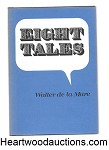 Eight Tales by Walter de la Mare- High Grade