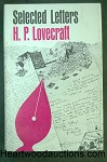 Selected Letters II. by H.P. Lovecraft