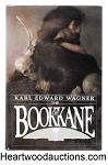 The Book of Kane by Karl Edward Wagner SIGNED 1st Jeff Jones Art