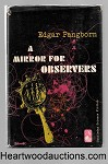 A Mirror for Observers by Edgar Pangborn FIRST
