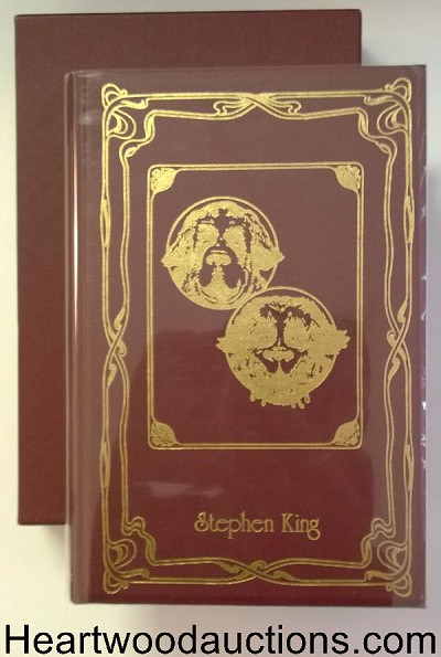 CUJO by Stephen King SIGNED LTD ED- Ultra High Grade