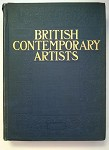British Contemporary Artists by Cosmo Monkhouse 1st