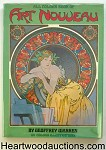 All Colour Book of Art Nouveau by Geoffrey Warren 1st
