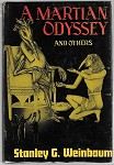 A Martian Odyssey and Others by Stanley G. Weinbaum 1st- High Grade