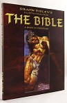 Illustrations from the Bible: A Work in Progress by Simon Bisley Signed Print Ltd 1st