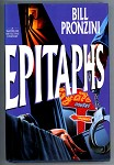 Epitaphs by Bill Pronzini 1st HC w/DJ