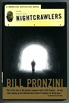 Nightcrawlers by Bill Pronzini 1st HC w/DJ