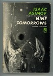 Nine Tomorrows by Isaac Asimov Signed 1st