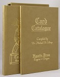 Cardography and Card Catalogue (7 of Pentacles) by Orson Scott Card- High Grade