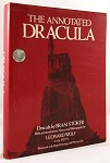 The Annotated Dracula  by Leonard  Wolf  Signed by author with laid in original letter and card from Leonard Wolf.