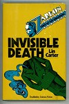 Zarkon, Lord of the Unknown in Invisible Death by Lin Carter 1st- High Grade