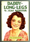 Daddy-Long-Legs by Jean Webster (Photoplay Edition) HC w/DJ
