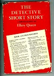 The Detective Short Story: A Bibliography by Ellery Queen HC w/DJ