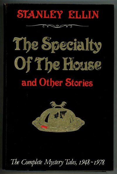 The Specialty of the House and Other Stories by Stanley Ellin Signed, Limited- High Grade