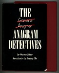 The Anagram Detectives by Norma Schier Signed, Limited Stanley Ellin- High Grade