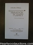 Paradox Planet by Steven Spruill Uncorrected Proof(SOFTCOVER)- High Grade